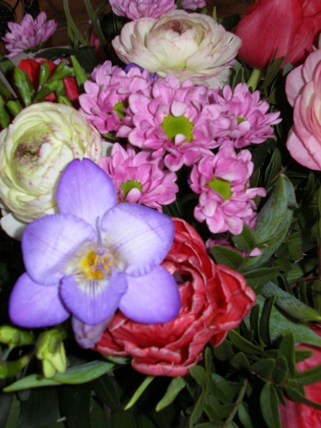 Valentinstags Blumen
